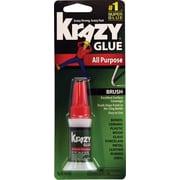 Krazy® Clear All Purpose Brush-On Glue, 5 gram