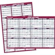 2013/2014 AT-A-GLANCE® Academic Large Vertical/Horizontal Erasable Wall Planner, 32in. x 48in.