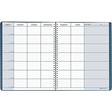 House Of Doolittle® Teacher Planner (Non-Dated), 8 1/2in. x 11in.