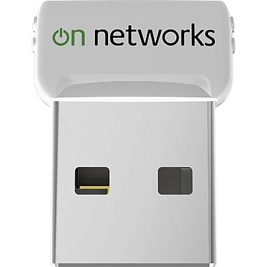 ON NETWORKS N150 Wi-Fi USB Micro Adapter N150MA-199NAS