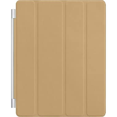Apple iPad Smart Cover, Tan (Leather)