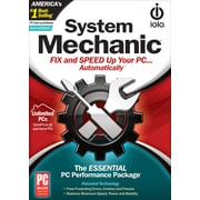 iolo System Mechanic for Windows (Unlimited Users) [Boxed]
