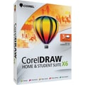 CorelDRAW Home & Student  Suite X6 for Windows (1-User) [Boxed]