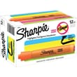 Sharpie® Accent® Highlighters, Fluorescent  Orange, Dozen