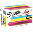 Sharpie® Accent® Highlighters, Fluorescent Pink, Dozen