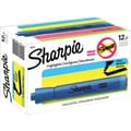 Sharpie® Accent® Highlighters, Blue, Dozen