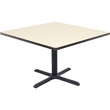Regency 42in. Square Hospitality Table, Maple