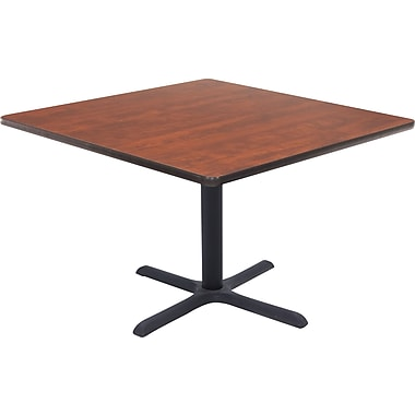 Regency 42in. Square Hospitality Table, Cherry