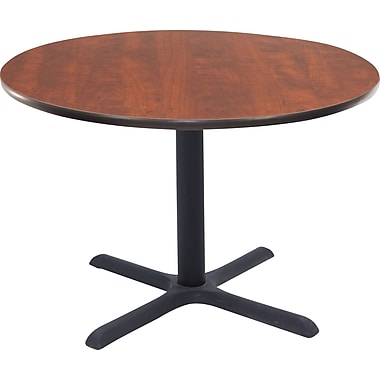 Regency 36in. Round Hospitality Table, Cherry