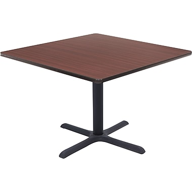 Regency 36in. Square Hospitality Table, Mahogany