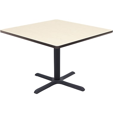 Regency 36in. Square Hospitality Table, Maple