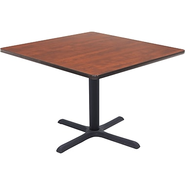 Regency 36in. Square Hospitality Table, Cherry