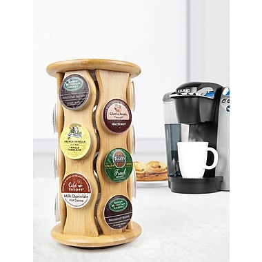 Capital Products Bamboo K-Cup Carousel, 18