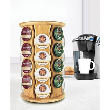 Capital Products Bamboo K-Cup Carousel, 32