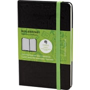 "Moleskine Evernote Smart Notebook, Pocket, Squared, Hard Cover, 3-1/2"" x 5-1/2"""