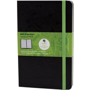 Moleskine Evernote Smart Notebook, Large, Squared, Hard Cover, 5 x 8-1/4