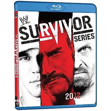 WWE Survivor Series 2012 (Blu-Ray)
