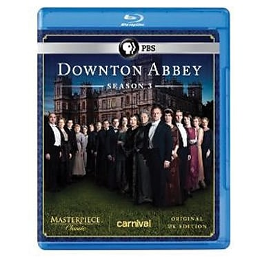 Downton Abbey: Season 3 (Blu-Ray)