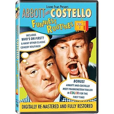 Abbott & Costello's Funniest Routines Volume 1