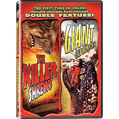 Killer Shrews / Giant Gila Monster Double Feature