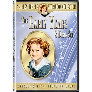 Shirley Temple's Early Years Double Feature