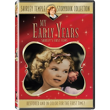 Shirley Temple's Early Years, Vol. #1