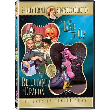 Shirley Temple Storybook Collection: Land of Oz & Reluctant Dragon