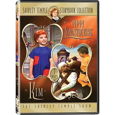 Shirley Temple Storybook Collection: Pippi Longstocking & Kim