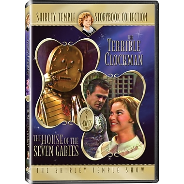 Shirley Temple Storybook Collection: Terrible Clockman & House of Seven Gables