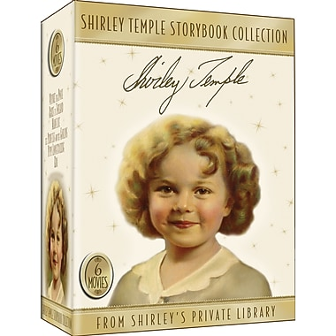 Shirley Temple Storybook Collection, Three-Disc Vol. #1