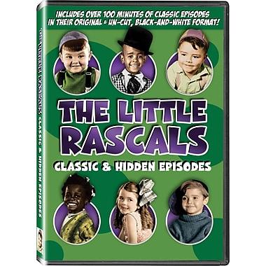 Little Rascals: Classic and Hidden Episodes