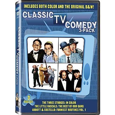 Classic TV Comedy Three-Disc Collection