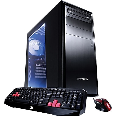 iBuyPower Power ST705SLC Gaming Desktop PC