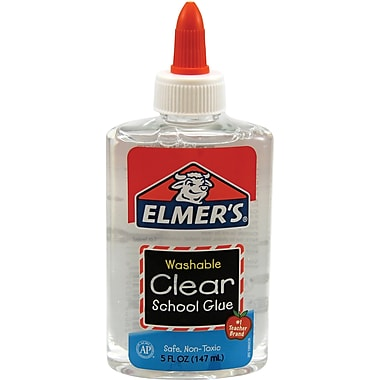 Elmer's Washable Liquid School Glue, 5 oz.