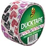 Duck Tape® Brand Duct Tape, Wild Hearts, 1.88x