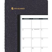 2014/2015 AT-A-GLANCE® Academic Monthly Planner, 9 x 11