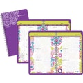2013/2014 AT-A-GLANCE® Academic Good Vibrations Weekly/Monthly Planner, 3 5/8in. x 6 1/8in.