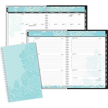 2013/2014 AT-A-GLANCE® Thomas Paul CYO Weekly/Monthly Appointment Book, 5 3/8in. x 8 1/8