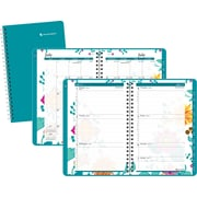 2014/2015 AT-A-GLANCE® Evelina Weekly/Monthly Appointment Book, 5 1/2 x 8 1/2