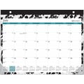 2013/2014 AT-A-GLANCE® Madrid Desk Pad, 21 3/4in. X 17in.