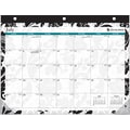 2013/2014 AT-A-GLANCE® Madrid Mini Monthly Desk Pad Calendar, 11in. x 8 1/2in.