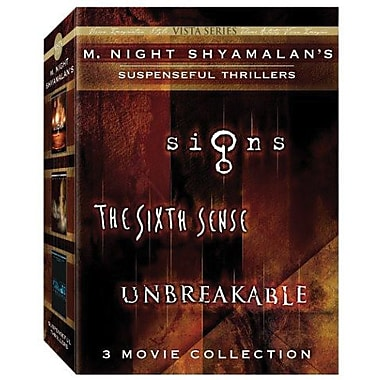 M. Night Shyamalan's Suspenseful Thrillers