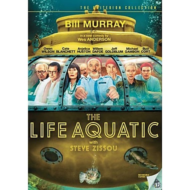 Life Aquatic With Steve Zissou (Criterion Collection)