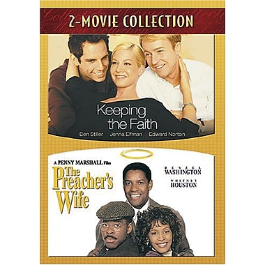 Keeping The Faith / The Preacher's Wife 2-Movie Collection