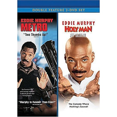 Metro/Holy Man 2-Movie Collection