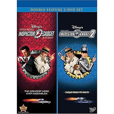 Inspector Gadget / Inspector Gadget II 2-Movie Collection