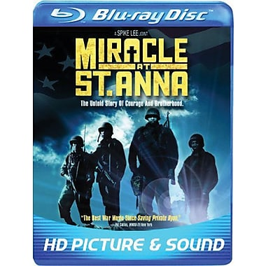 Miracle At St. Anna (Blu-Ray)