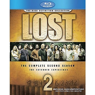Lost: Season 2 (Blu-Ray)