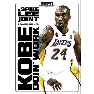 Kobe Doin' Work MVP Limited Edition