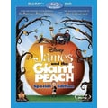 James And The Giant Peach (Blu-Ray + DVD)